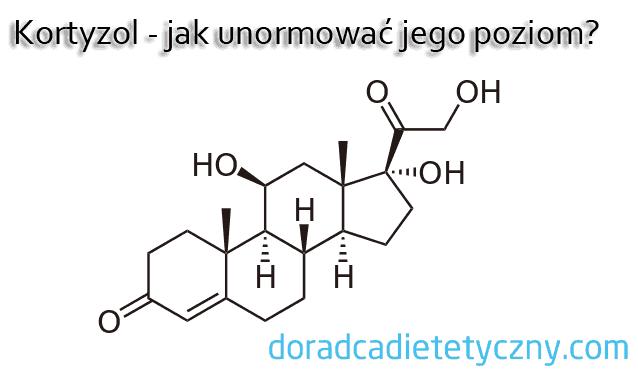 Kortyzol - jak unormowac jego poziom?